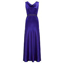 Buy John Lewis Dessa Dress, Violet Online at johnlewis.com