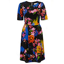 Buy COLLECTION by John Lewis Villette Tropical Dress, Print Online at johnlewis.com