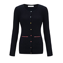 Buy COLLECTION by John Lewis Rubi Cardigan, Navy Online at johnlewis.com