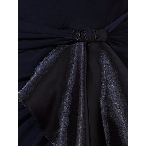 Buy John Lewis Sleeveless Jersey Dress, Navy Online at johnlewis.com