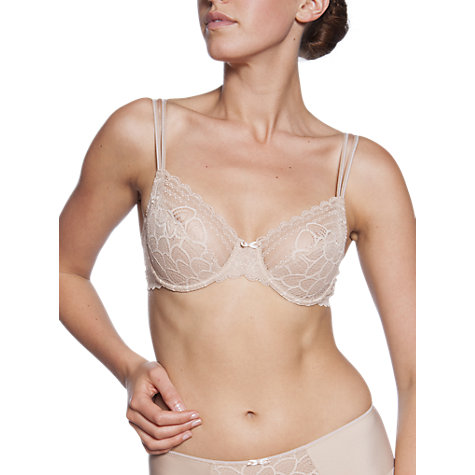 Buy Chantelle Merci Underwired Bra Online at johnlewis.com