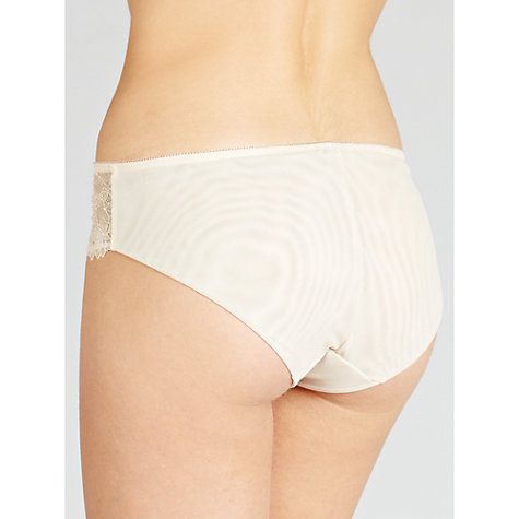 Buy COLLECTION by John Lewis Genevieve Briefs, Nude Online at johnlewis.com