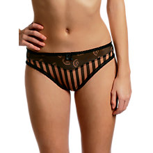 Buy Freya Fan-tastic Noir Briefs, Black Online at johnlewis.com