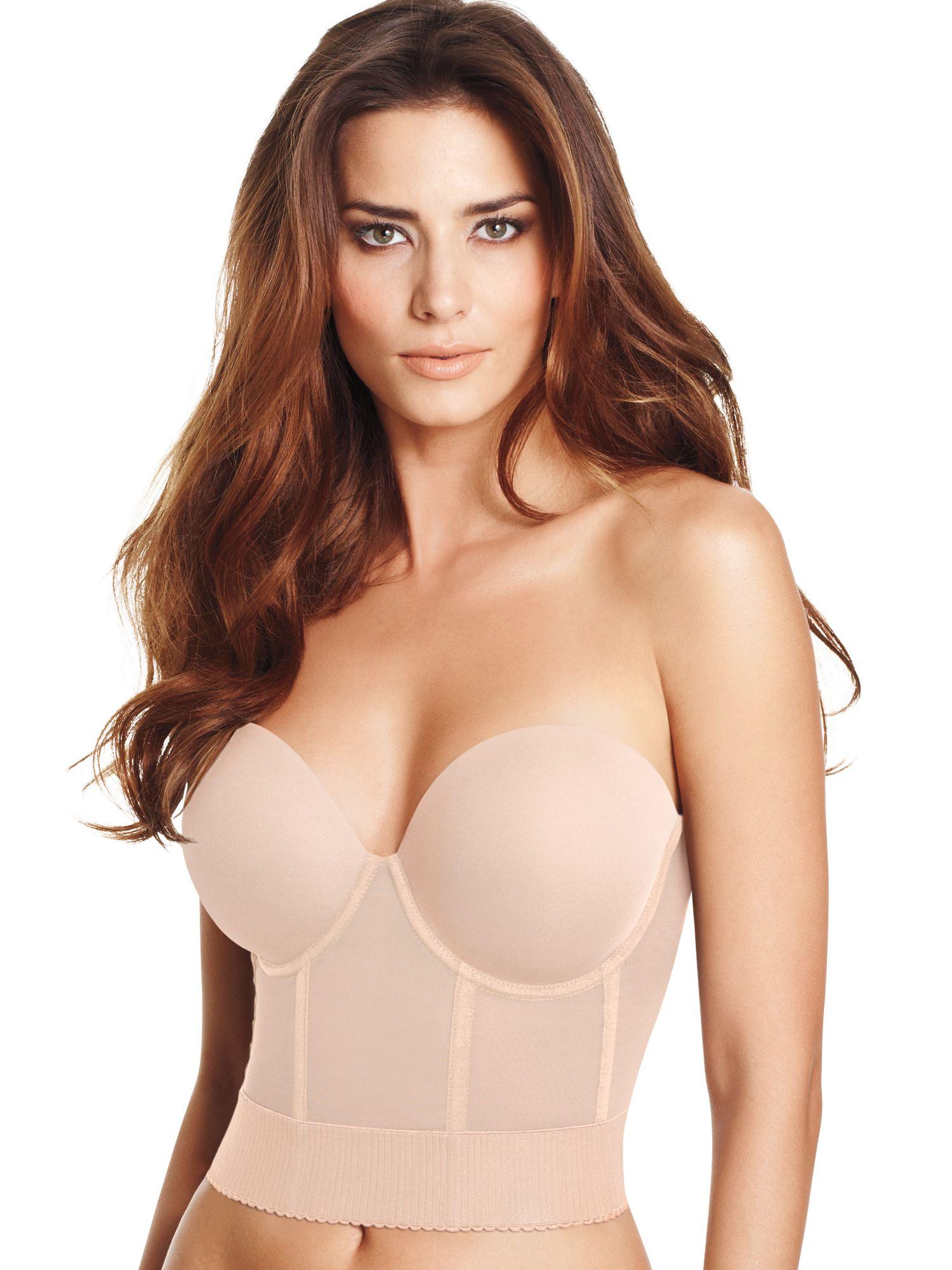 Wacoal Longline Bra, Naturally Nude