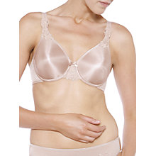 Buy Chantelle Hedona Moulded Bra, Skin Online at johnlewis.com