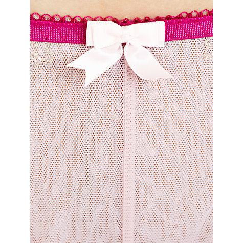 Buy COLLECTION by John Lewis Charlotte Briefs, Dusky Pink Online at johnlewis.com