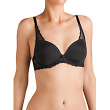 Buy Triumph Amourette Spotlight Padded Underwired T-Shirt Bra Online at johnlewis.com