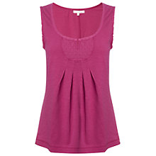 Buy White Stuff Holiday Vest, Pink Sherbert Online at johnlewis.com