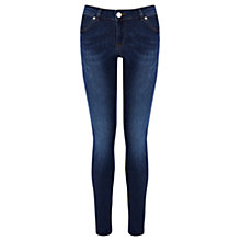 Buy Warehouse Supersoft Skinny Jeans Online at johnlewis.com
