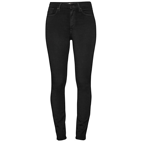 Buy A Gold E Sophie High Rise Skinny Jeans, Versailles Online at johnlewis.com
