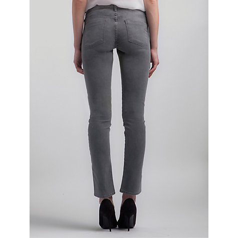 Buy A Gold E Chloe Low Rise Skinny Jeans, Lyon Online at johnlewis.com