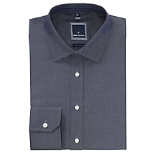 Buy Daniel Hetcher Chambray Long Sleeve Shirt Online at johnlewis.com