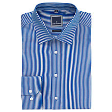 Buy Daniel Hetcher Stripe Long Sleeved Shirt Online at johnlewis.com