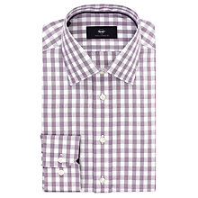 Buy Paul Costelloe Grid Check Long Sleeve Shirt Online at johnlewis.com