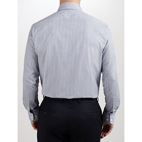 Buy Paul Costelloe Striped City Shirt, Blue/Lilac Online at johnlewis.com