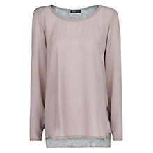 Buy Mango Mohair Back Blouse Online at johnlewis.com