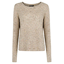 Buy Mango Stud Jumper Online at johnlewis.com