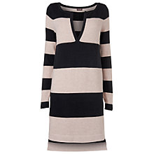 Buy Phase Eight Ronni Tunic, Black/Oatmeal Online at johnlewis.com