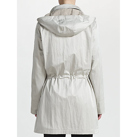 Buy Four Seasons Fashion Parka, Cream Online at johnlewis.com