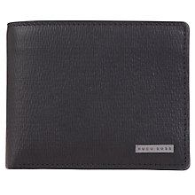 Buy BOSS Loano Coin Wallet, Black Online at johnlewis.com