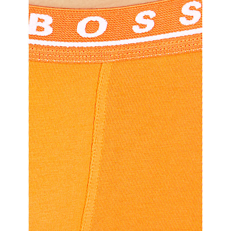 Buy BOSS Stretch Cotton Trunks, Pack of 3, Multi Online at johnlewis.com