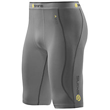 Buy Skins Men's A200 Compression Half Tights Online at johnlewis.com