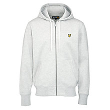 Buy Lyle & Scott Vintage Full Zip Slim Fit Hoodie Online at johnlewis.com