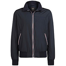 Buy Hackett London Blouson Jacket, Blue Online at johnlewis.com