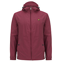 Buy Lyle & Scott Lightweight Hooded Jacket Online at johnlewis.com