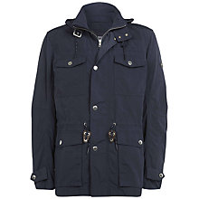 Buy Hackett London Summer Stanton Jacket, Navy Online at johnlewis.com