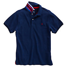 Buy Joules Woodysport Polo Top, French Navy Online at johnlewis.com