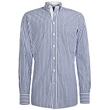 Buy Hackett London Brompton Classic Stripe Shirt Online at johnlewis.com