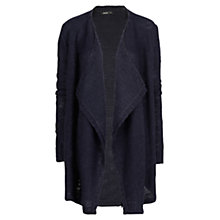 Buy Mango Reverse Knitted Cardigan Online at johnlewis.com
