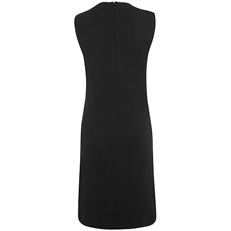 Buy Havren Black Beaded Ponte Dress, Black Online at johnlewis.com