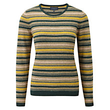 Buy Viyella Fairisle Jumper, Cedar Online at johnlewis.com