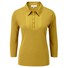 Buy Viyella Bib Jersey Top, Olive Online at johnlewis.com