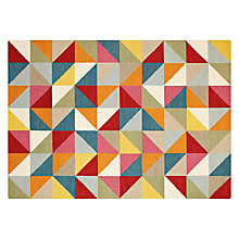 Buy John Lewis Kaleidoscope Rug, Multi Online at johnlewis.com
