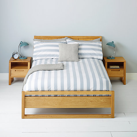 Buy John Lewis Bob Stripe Bedding Online at johnlewis.com