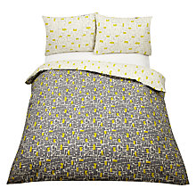 Buy John Lewis Bricks Bedding Online at johnlewis.com