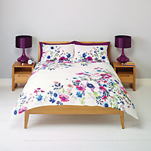 Buy John Lewis Caitlyn Floral Bedding, Multi Online at johnlewis.com