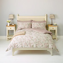 Buy John Lewis Camilla Floral Bedding, Pink Online at johnlewis.com