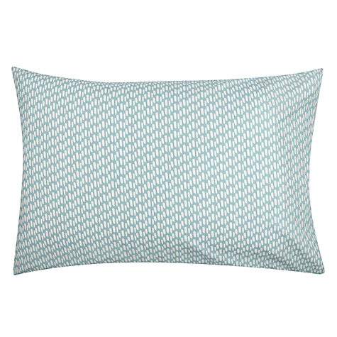 Buy John Lewis Dot Dash Duvet Cover and Pillowcase Set Online at johnlewis.com