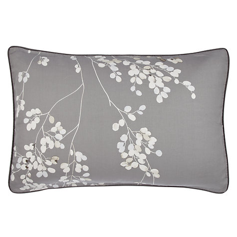 Buy John Lewis Gabriella Floral Bedding, Natural Online at johnlewis.com