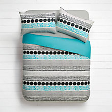Buy House by John Lewis Mix Spot Duvet Cover and Pillowcase Set Online at johnlewis.com