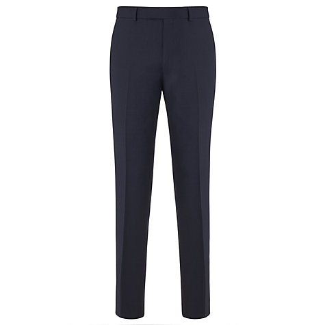 Buy Chester by Chester Barrie Wool Cashmere Suit Trousers Regular Fit, Navy Online at johnlewis.com