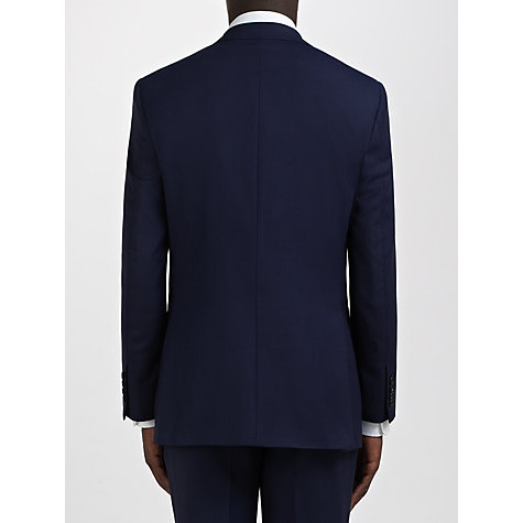 Buy Chester by Chester Barrie Birdseye Weave Suit Jacket, Midnight Blue Online at johnlewis.com