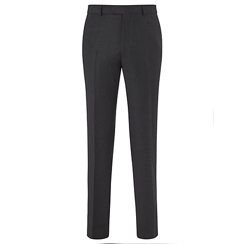 Buy Chester by Chester Barrie Pick and Pick Tailored Suit Trousers, Charcoal Online at johnlewis.com