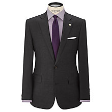 Buy Chester by Chester Barrie Pick and Pick Suit Jacket Tailored Fit, Charcoal Online at johnlewis.com