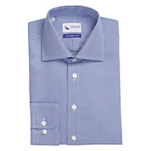 Buy Chester by Chester Barrie Puppytooth Tailored Long Sleeve Shirt Online at johnlewis.com