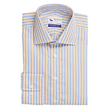 Buy Chester by Chester Barrie Tailored City Stripe Long Sleeve Shirt Online at johnlewis.com